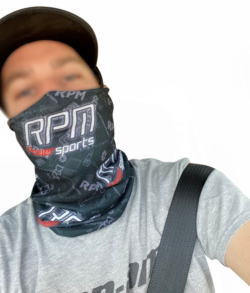 RPM Face Mask / Balaclava / Dust & Sand Mask / Head Sock