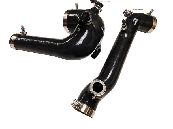 RPM-SxS Polaris RZR Turbo XPT XP4 Turbo S Silicone Intake & Charge Tube SET!