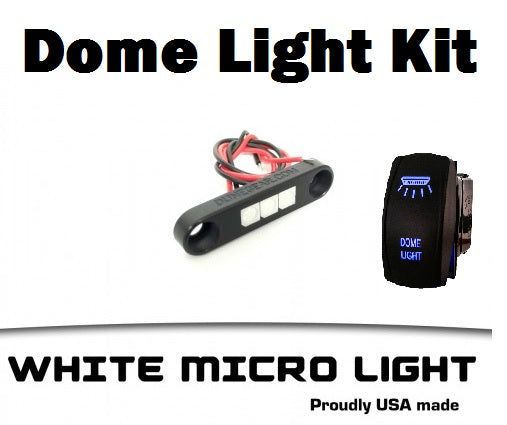 UTV Dome Mini Dome Light Kit!