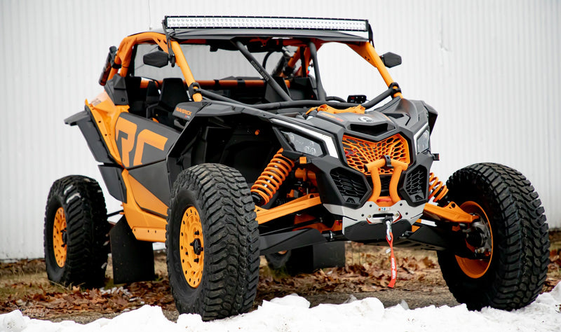 WSRD 2021 Can-Am WS195RR (224HP) Performance Package | 91+ Octane