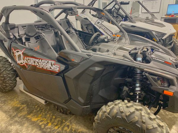AA CUSTOM TUNED POWERVISION FOR 2020 CAN AM X3 RR