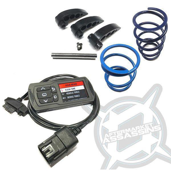 2016 RZR XP TURBO STAGE 1 LOCK & LOAD KIT
