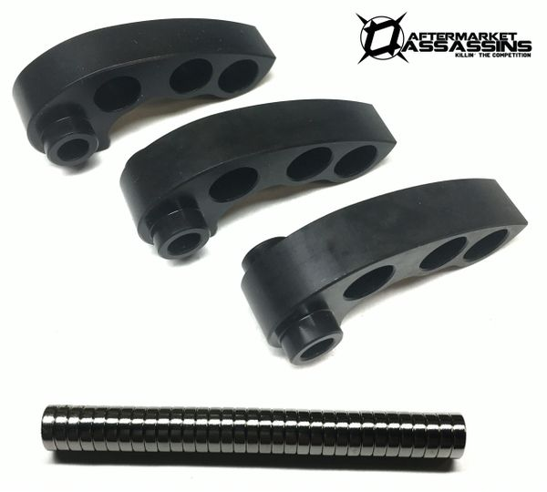 AA RECOIL MAGNETIC ADJUSTABLE CLUTCH WEIGHTS