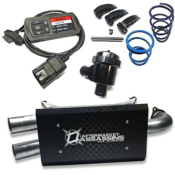 2017-2021 RZR XP TURBO STAGE 2 LOCK & LOAD KIT
