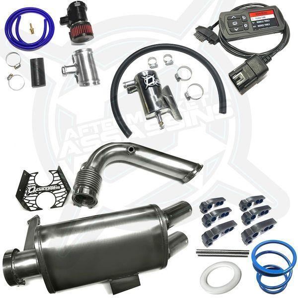 2021 X3 RR 195 HP STAGE 3 LOCK & LOAD KIT
