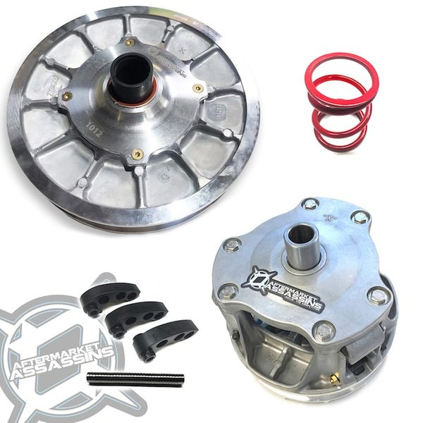 AA 2016-UP RZR 900 S4 RECOIL CLUTCH KIT