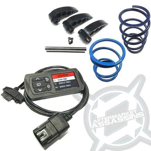 2017-2021 RZR XP TURBO STAGE 1 LOCK & LOAD KIT