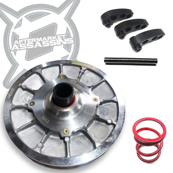 AA 2016-UP RZR S 1000 & GENERAL S3 RECOIL CLUTCH KIT