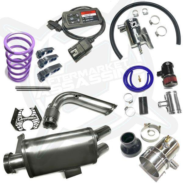 2018+ X3 172 HP STAGE 3 LOCK & LOAD KIT