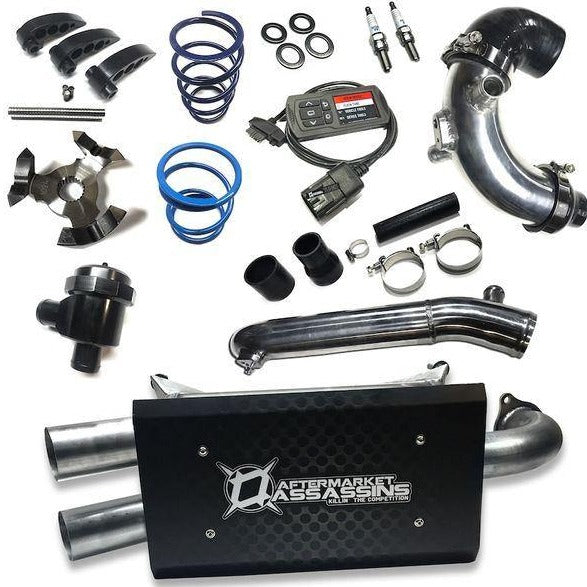 2017-2020 RZR XP TURBO STAGE 3 LOCK & LOAD KIT