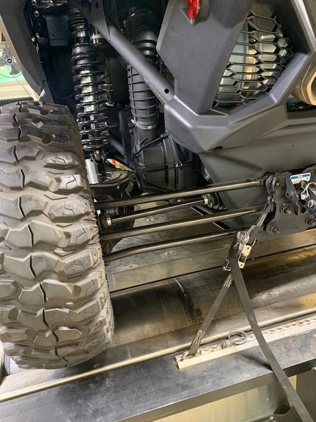AA CUSTOM TUNED POWERVISION FOR 2021 CAN AM X3 RR