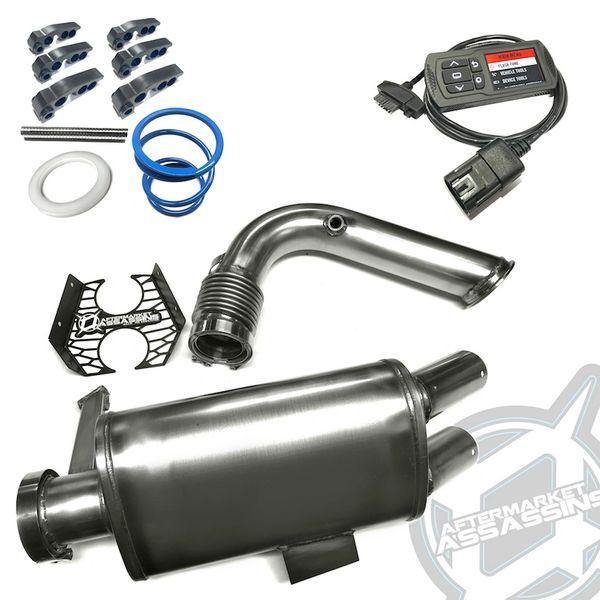 2020 X3RR 195 HP STAGE 2 LOCK & LOAD KIT