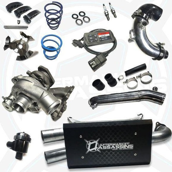 2017-2020 RZR XP TURBO STAGE 4 LOCK & LOAD KIT