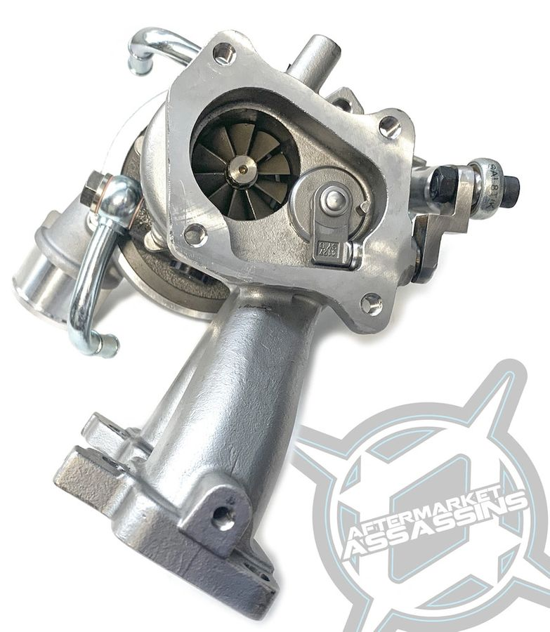 AA WATER COOLED BIG TURBO FOR RZR XP TURBO