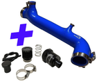 RPM-SxS Polaris RZR Turbo XP XP4 Turbo S & Pro - Silicone Charge Tube