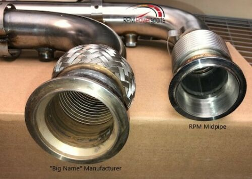 Can Am X3 Cat Delete Bypass - Mid Pipe X3 Turbo R & RR