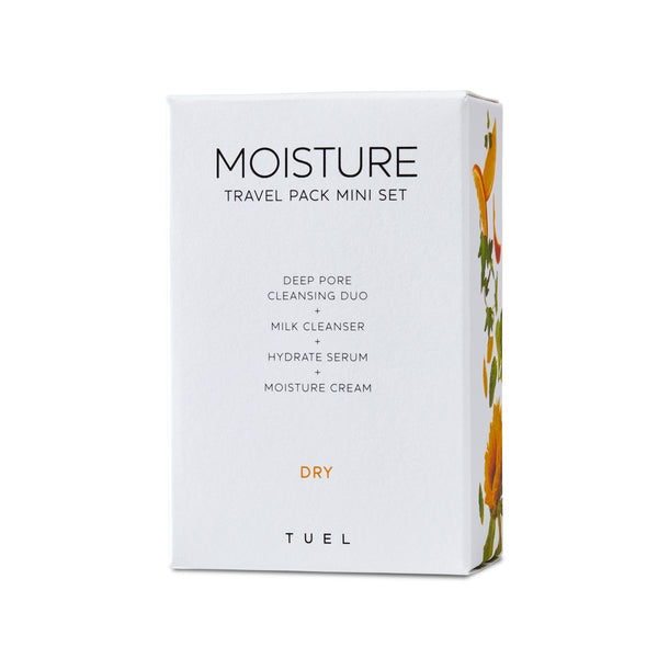 Moisture Travel Pack Mini Set