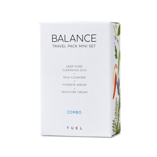 Balance Travel Pack Mini Set (Pro)