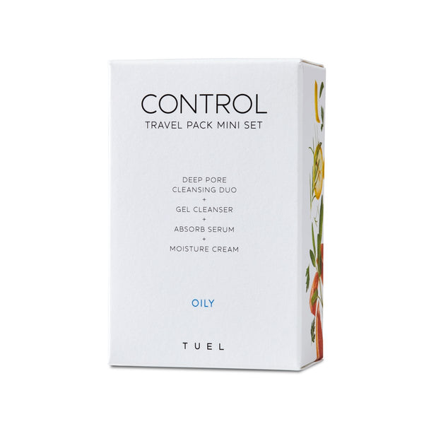 Control  Travel Pack Mini Set