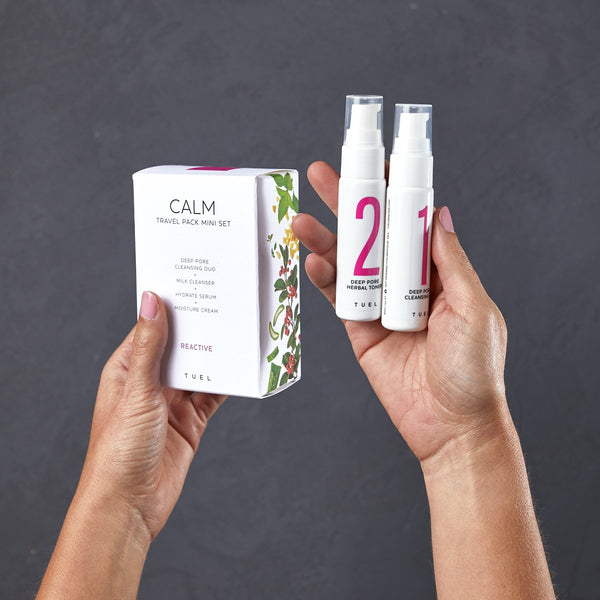 Calm Travel Pack Mini Set
