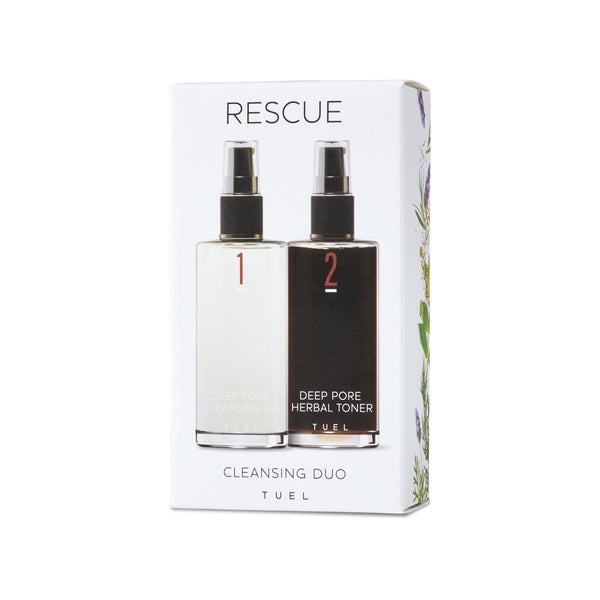 Rescue Deep Pore Cleansing Duo (Pro)
