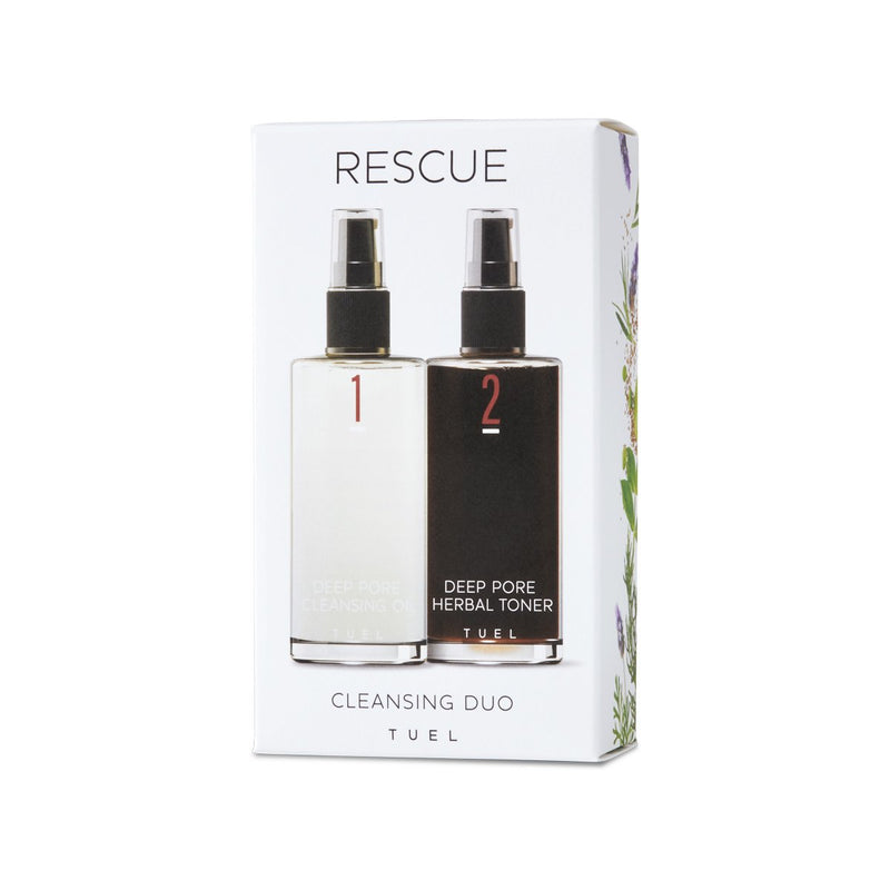 Rescue Deep Pore Cleansing Duo