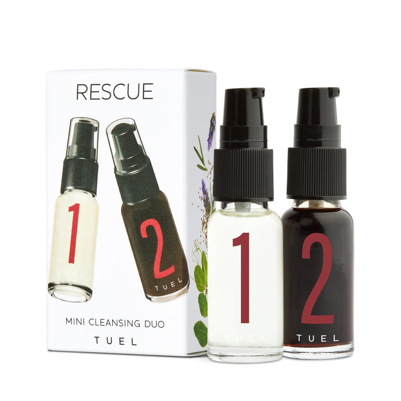 Rescue Mini Cleansing Duo