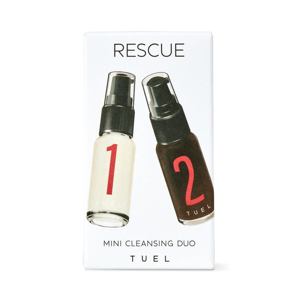 Rescue Mini Cleansing Duo (Pro)