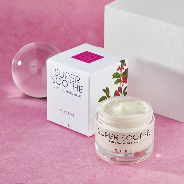 Super Soothe 2 in 1 Calming Mask