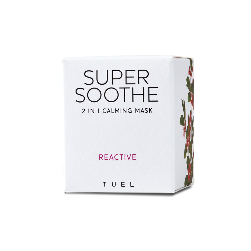 Super Soothe 2 in 1 Calming Mask (Pro)