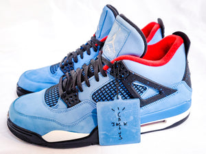 Travis Scott x Air Jordan 4 Retro 'Cactus Jack'