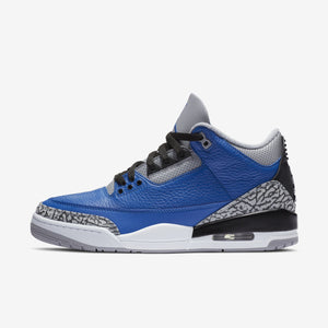Air Jordan 3 Retro Varsity Blue Cement