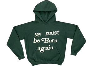 CPFM Born Again Hooded Sweatshirt - Green