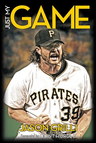 "*SIGNED* ""Just My Game"" By Jason Grilli"