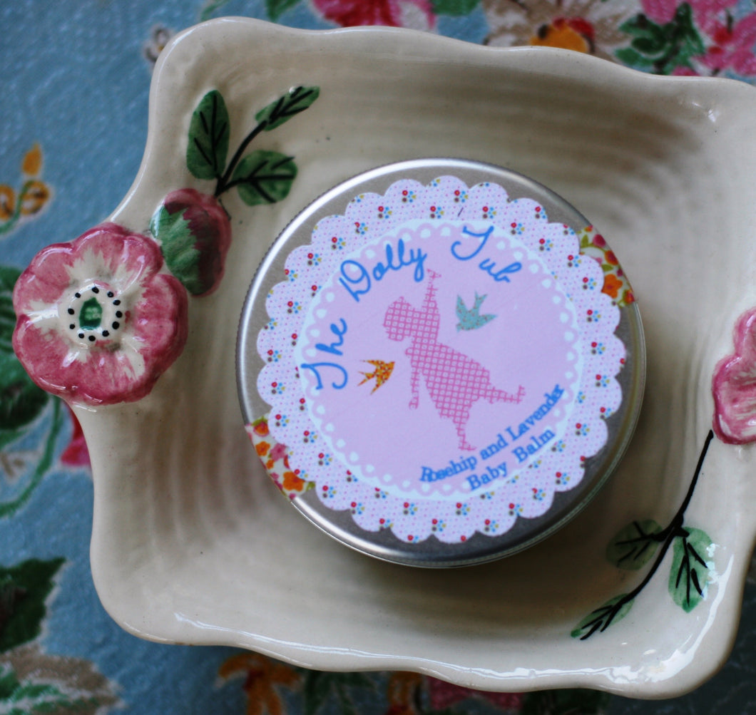 Lavender and Rosehip Baby Balm