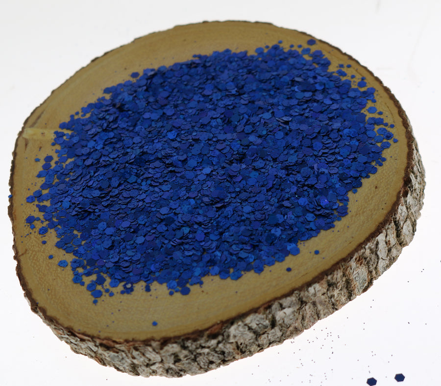 Royal Blue Fantasia Mixed Glitter