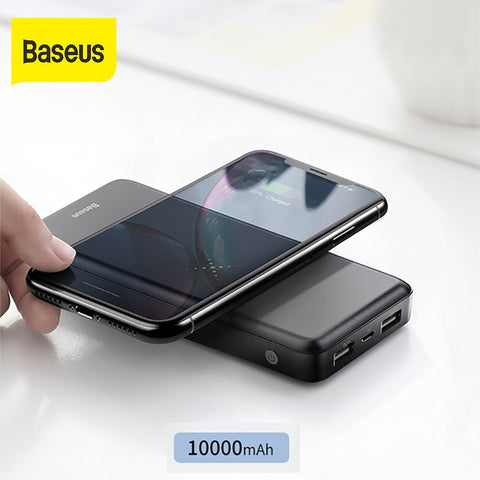Baseus 10000mAh Wireless PowerBank