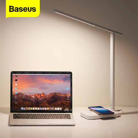 Baseus Lett wireless charging folding desk lamp