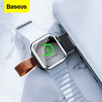 Baseus Qi Wireless Charging Pad For Apple Watch