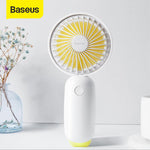 Baseus Mini 3-Speed Night Light Electric Handy Fans