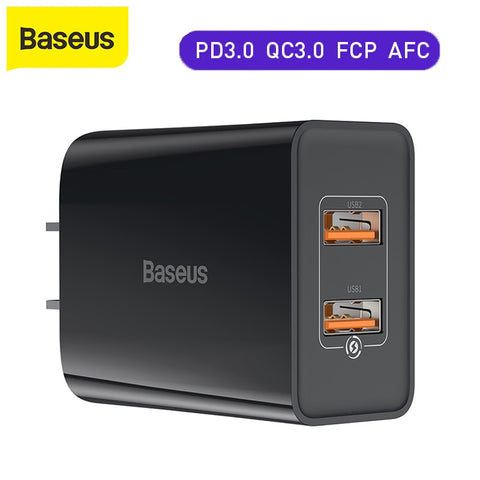 Baseus USB Charger, Quick charge 3.0