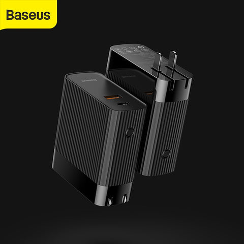 Baseus Quick Charger and Powerbank 2 in 1