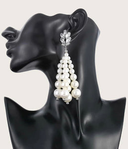 Glamour You pearl earrings
