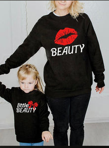 Mommy and Me lip beauty