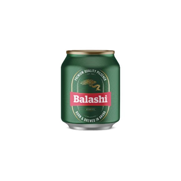 Balashi Beer Can 237 ml