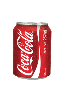Coca Cola Can 237 ML