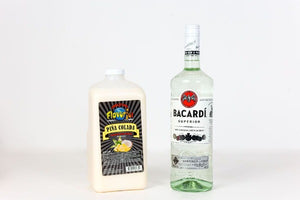 Bacardi Superior and Piña Colada Package