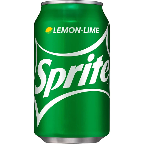 Sprite cans 237 ML