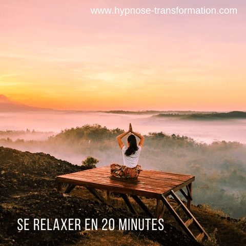 Hypnose MP3 Relaxation - Hypnose Transformation FR