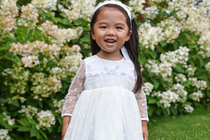 Traditional Christening Gowns - How to Pick A Baptism Baby Gown